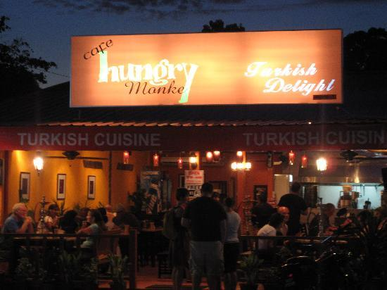 Istanbul restaurant Cafe, Turkish Delight : welcome everyone to Hungry Monkey Cafe.