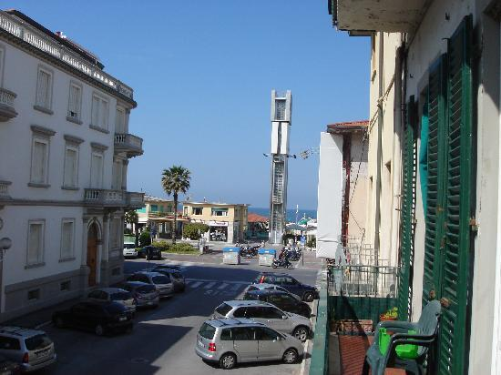 Stella del Mare: view from balcony nr. 5