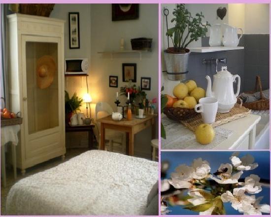 La Violette: La chambre des amandiers