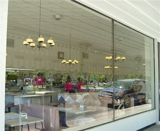 Superior Dairy: Interior