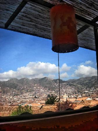Andean South Inn: View from the Hostal