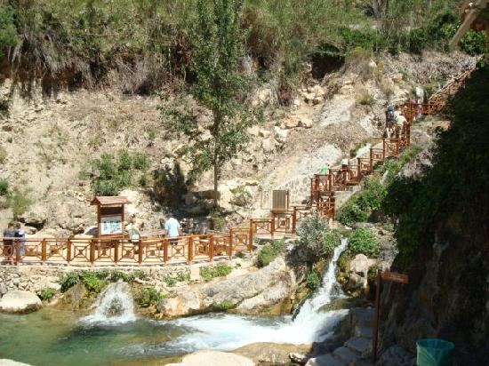Las fuentes del algar fonts de l 39 algar comunidad for Piscinas naturales comunidad valenciana