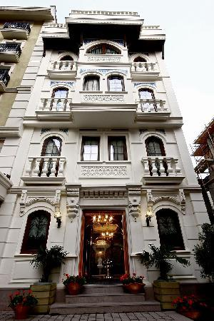 Photo of Hotel Niles Istanbul