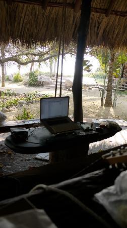 Casa Viva Troncones: Wifi