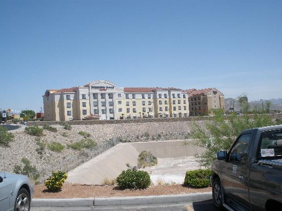 SpringHill Suites El Paso: view of hotel