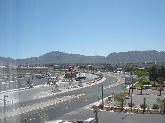 SpringHill Suites El Paso: view from our room
