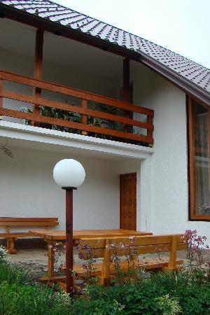 House Samardzic: The Entrance
