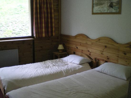 Hôtel Club mmv Plagne Montalbert Les Sittelles : Une chambre