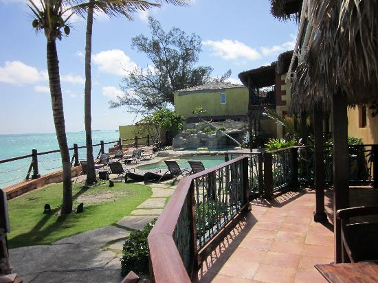 Marley Resort & Spa: View
