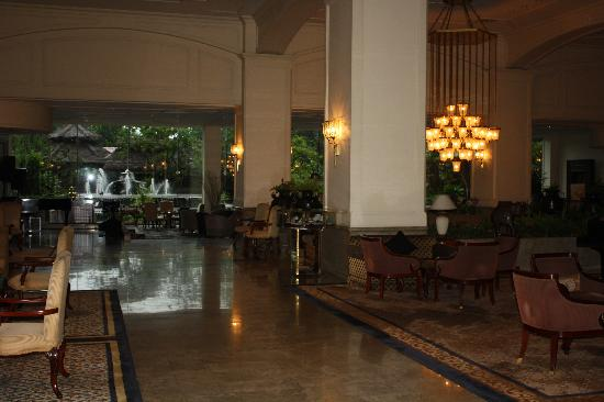 Hilton Colombo: hall of the first floor