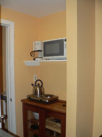 Caj Guest House Worcester Street: Well-equipped