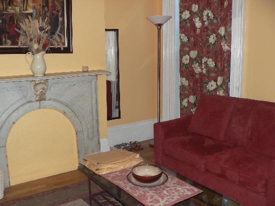 Caj Guest House Worcester Street: Tres, tres cozy