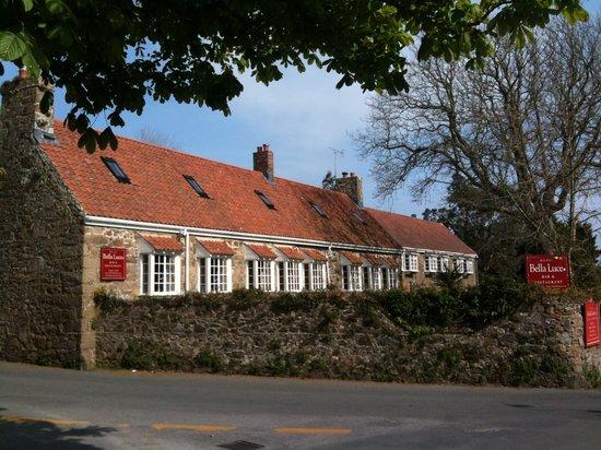 Bella Luce: Hotel and Restaurant