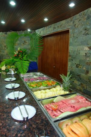 Pampatar, Venezuela: Comedor