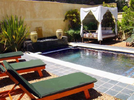 Villa Hout Bay Heights: Pool Area