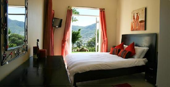 Villa Hout Bay Heights: Superior Room 4