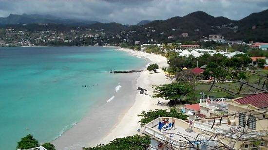 Spice Island Beach Resort: beach