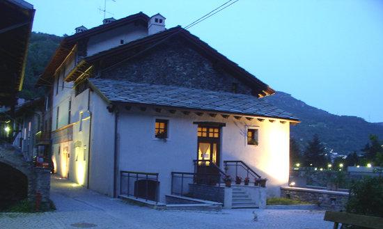 写真Le Bourg Chez Dedè di Bertola Vittoria枚