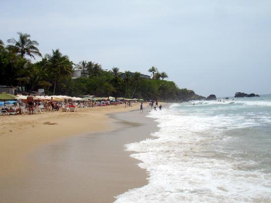 Central Region, Venezuela: Playa Corrales