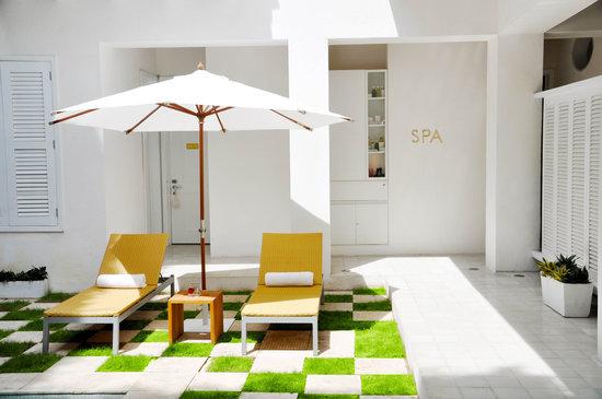 Tcherassi Hotel : SPA