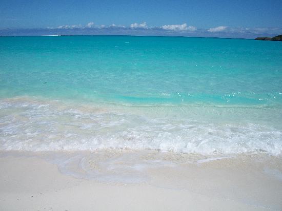 Grand Isle Resort & Spa: Tropic of Cancer beach