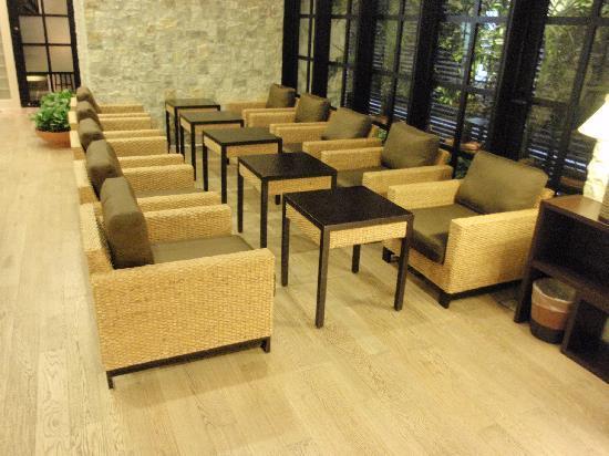 Arietta Hotel Osaka: Lobby