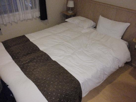 Arietta Hotel Osaka: Our Bed