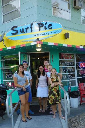 All of us loved LOVED us some Surf Pie!