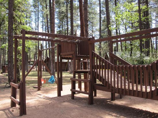 Playground Picture Of Lake Of The Woods Resort Pinetop