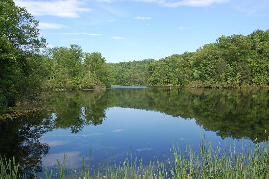 Laurel Lake Picture Of Breaks Interstate Park Elkhorn City Tripadvisor