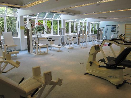 Rottach-Egern, Germany: Fitness