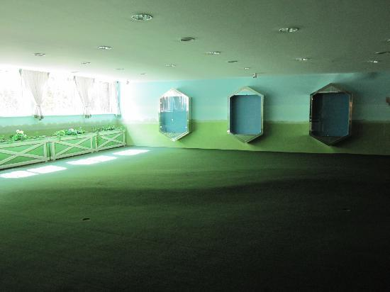 Rottach-Egern, Germany: Golf Indoor