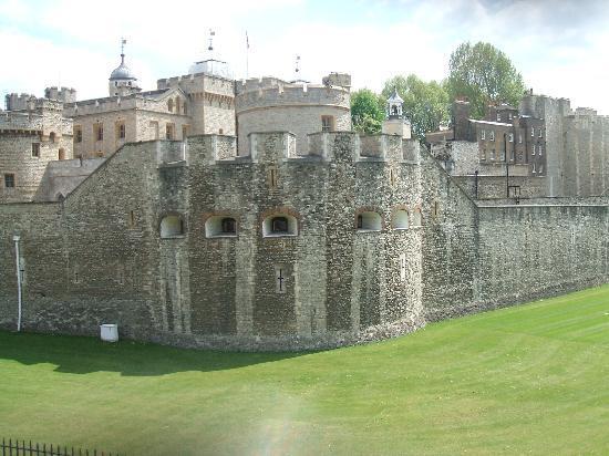 Londres, UK: torre di londra
