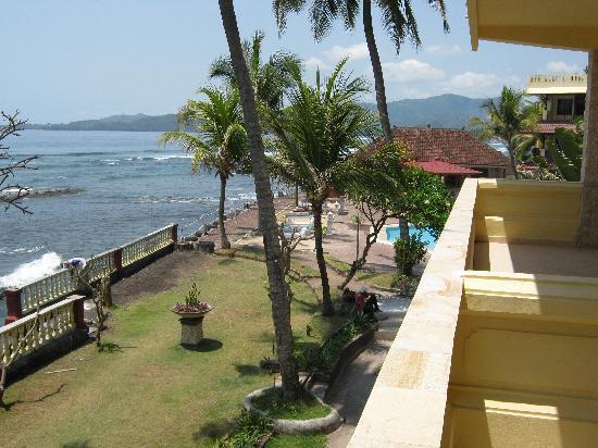 Bali Palms Resort : Apartment View