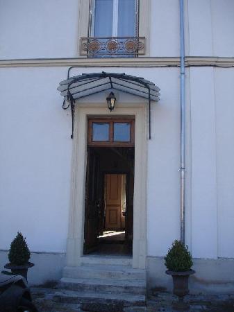 Le Havre du Percheron : The entrance