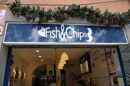 Fish and Chips: Trademark!