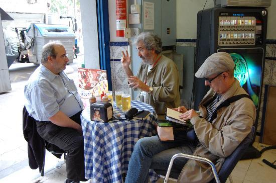 Fish and Chips: Enjoy friends and a cold beer or traditional english pop!