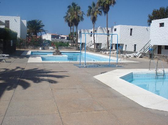 Bungamerica : Swimming Pool and Kids pool