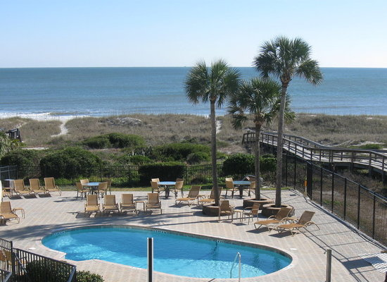 The Pelicans on Amelia Island: The Pool