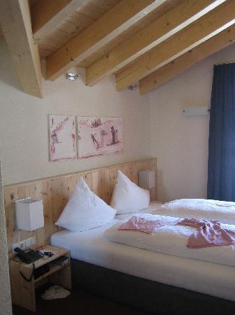 Der Waldhof: Zimmer