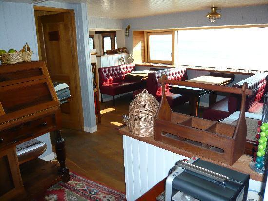 Hotel Ker-Moor : La salle du petit déjeuner 1