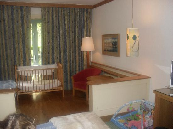 Kelly's Resort Hotel & Spa: family room