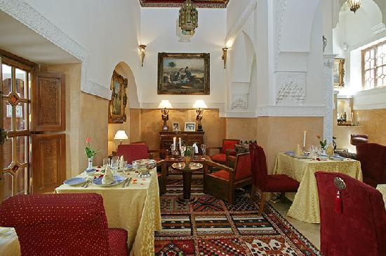 Riad & Spa Esprit du Maroc: le restaurant Esprit du Maroc