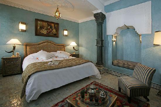 Riad & Spa Esprit du Maroc: ch Volubilis