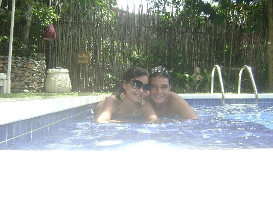 Pousada Terra dos Goitis: Love is in the air...