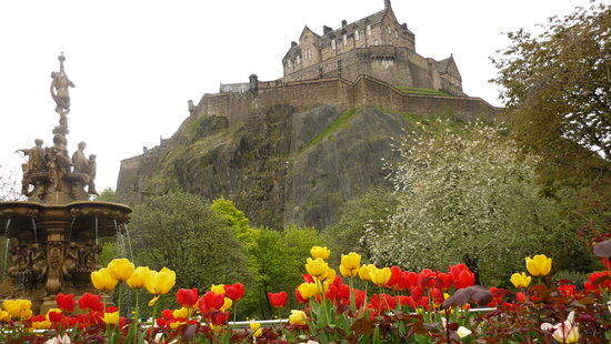 Real Tours Edinburgh : Castillo de Edimburgo