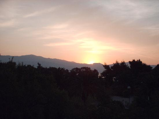 SENTIDO Kaktus : Lever de soleil au balcon