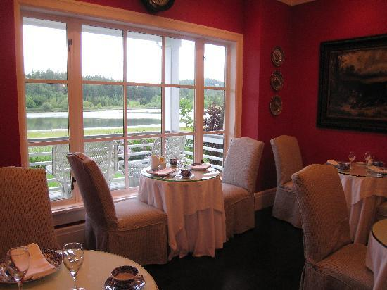 The Inn on Orcas Island: Breakfast Room