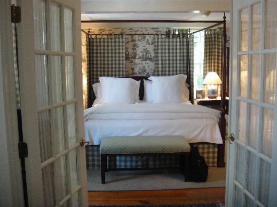 Union Street Inn: Zimmer
