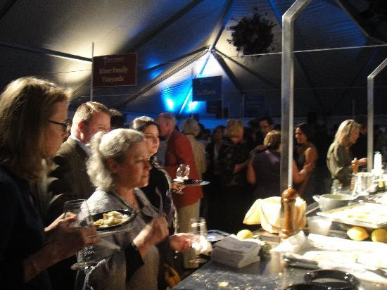 يونيون ستريت إن: Harbor Gala Wine Festival